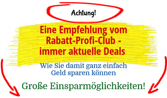Rabatt-Profi-Club-Deals